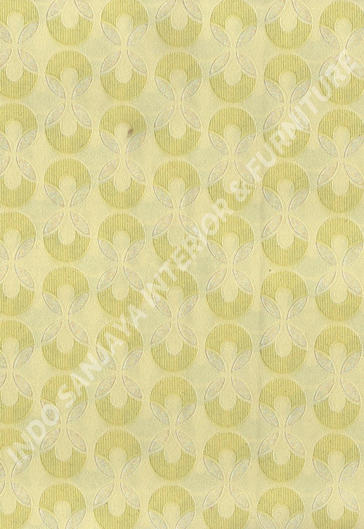 wallpaper   Wallpaper Bulat Geometri E11305:E11305 corak  warna