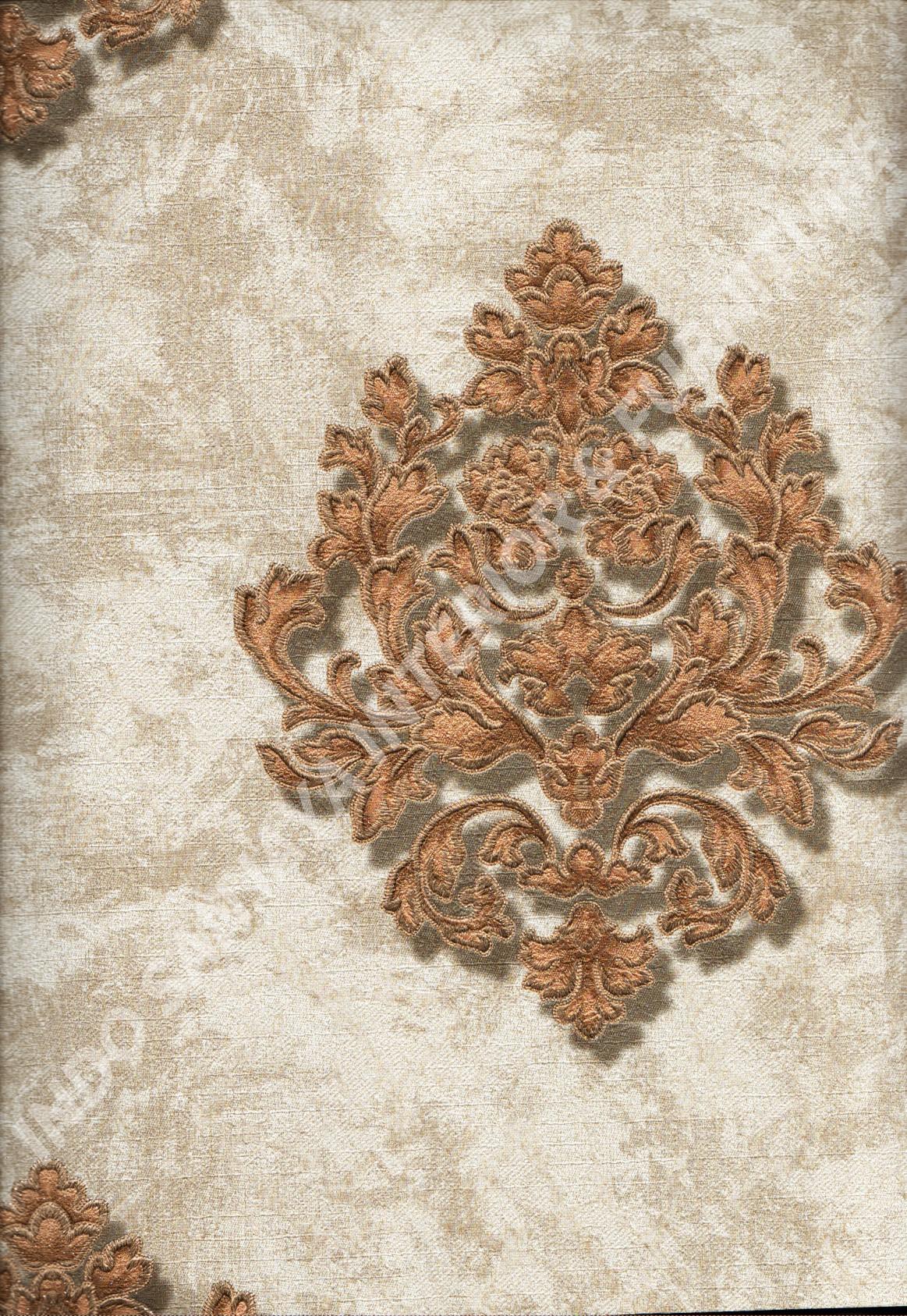 wallpaper   Wallpaper Klasik Batik (Damask) 81083-4:81083-4 corak  warna