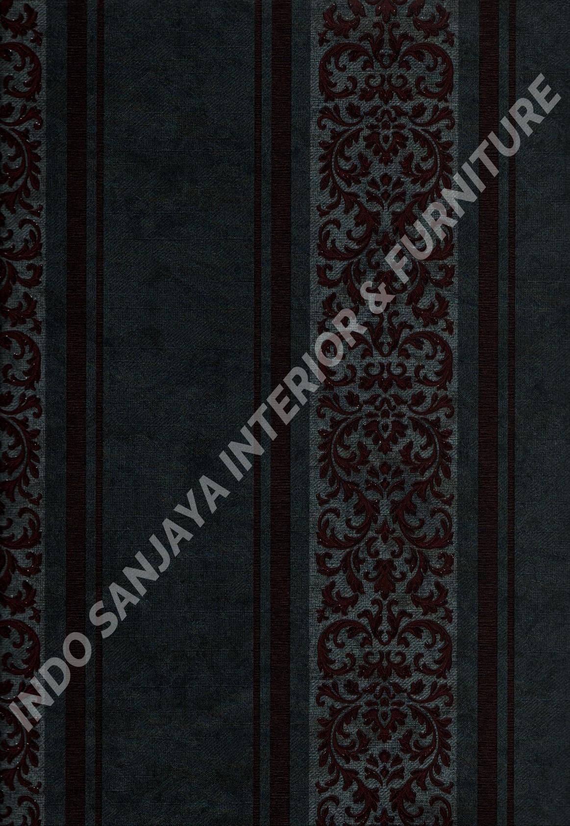 wallpaper   Wallpaper Klasik Batik (Damask) 81082-8:81082-8 corak  warna