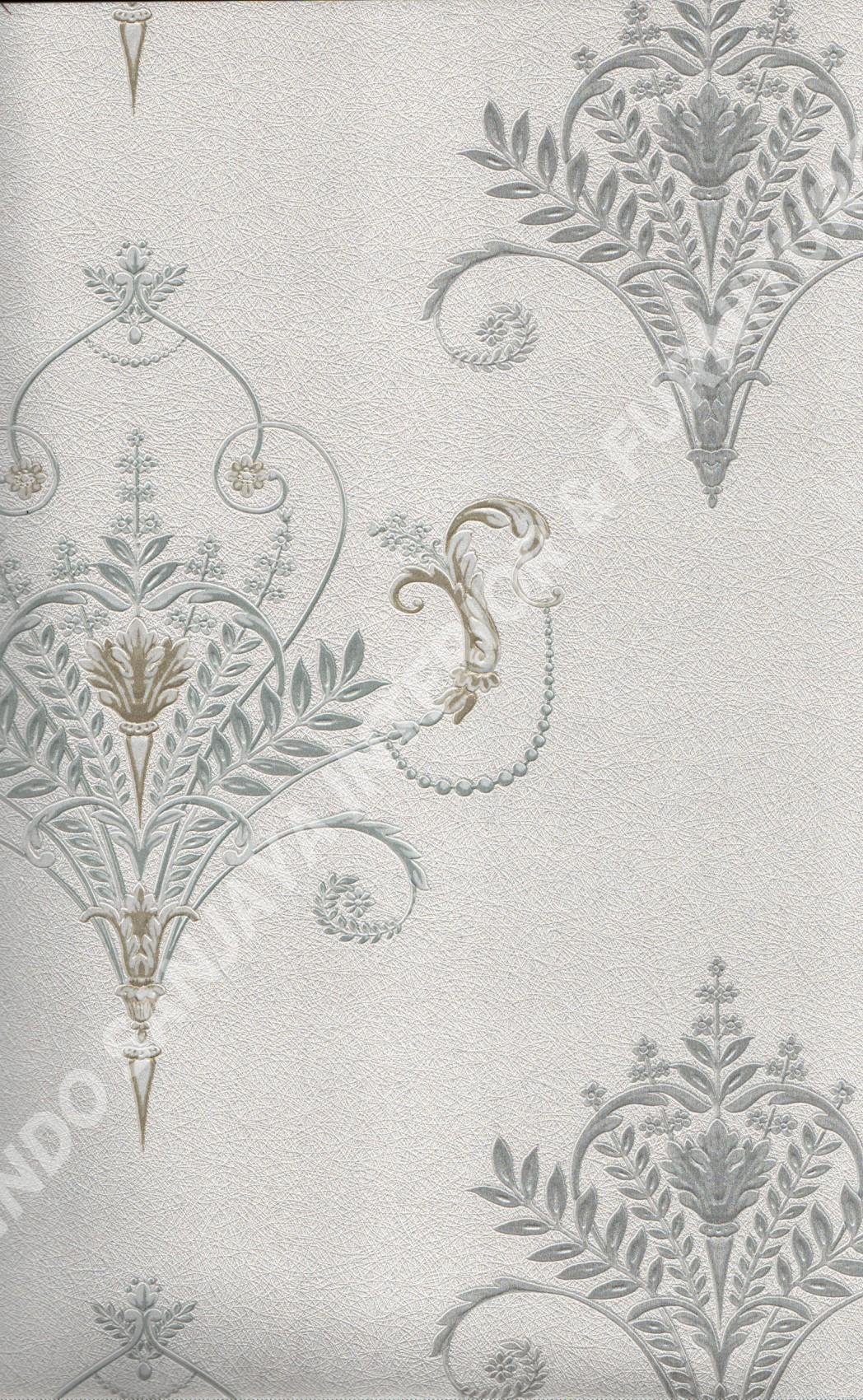 wallpaper   Wallpaper Klasik Batik (Damask) 83128-1:83128-1 corak  warna