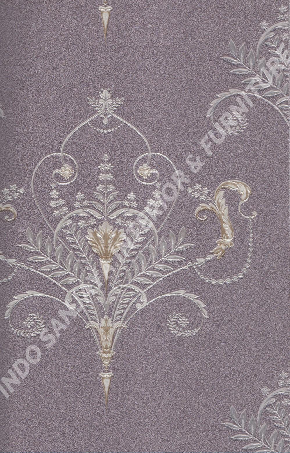 wallpaper   Wallpaper Klasik Batik (Damask) 83128-2:83128-2 corak  warna