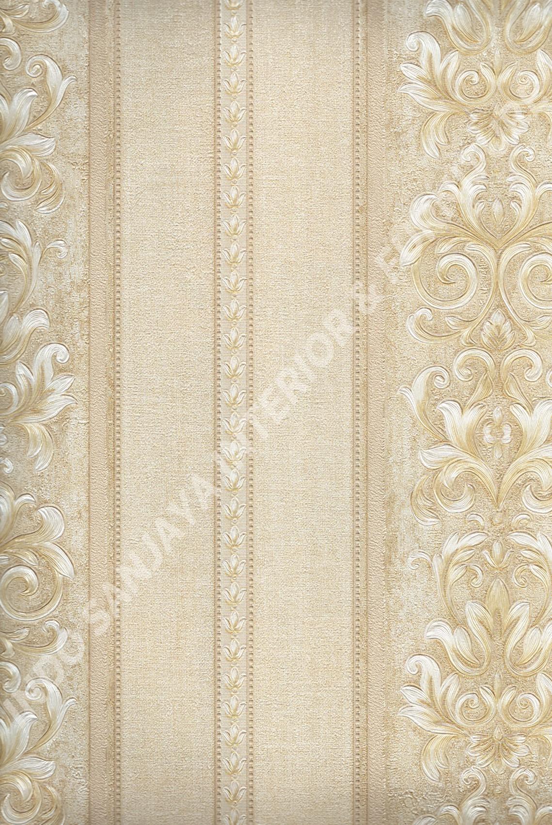 wallpaper   Wallpaper Klasik Batik (Damask) YG80602:YG80602 corak  warna