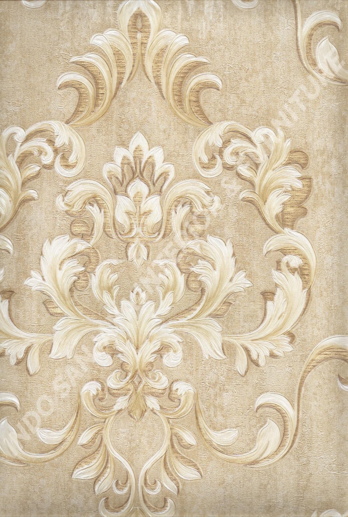 wallpaper   Wallpaper Klasik Batik (Damask) YG80502:YG80502 corak  warna