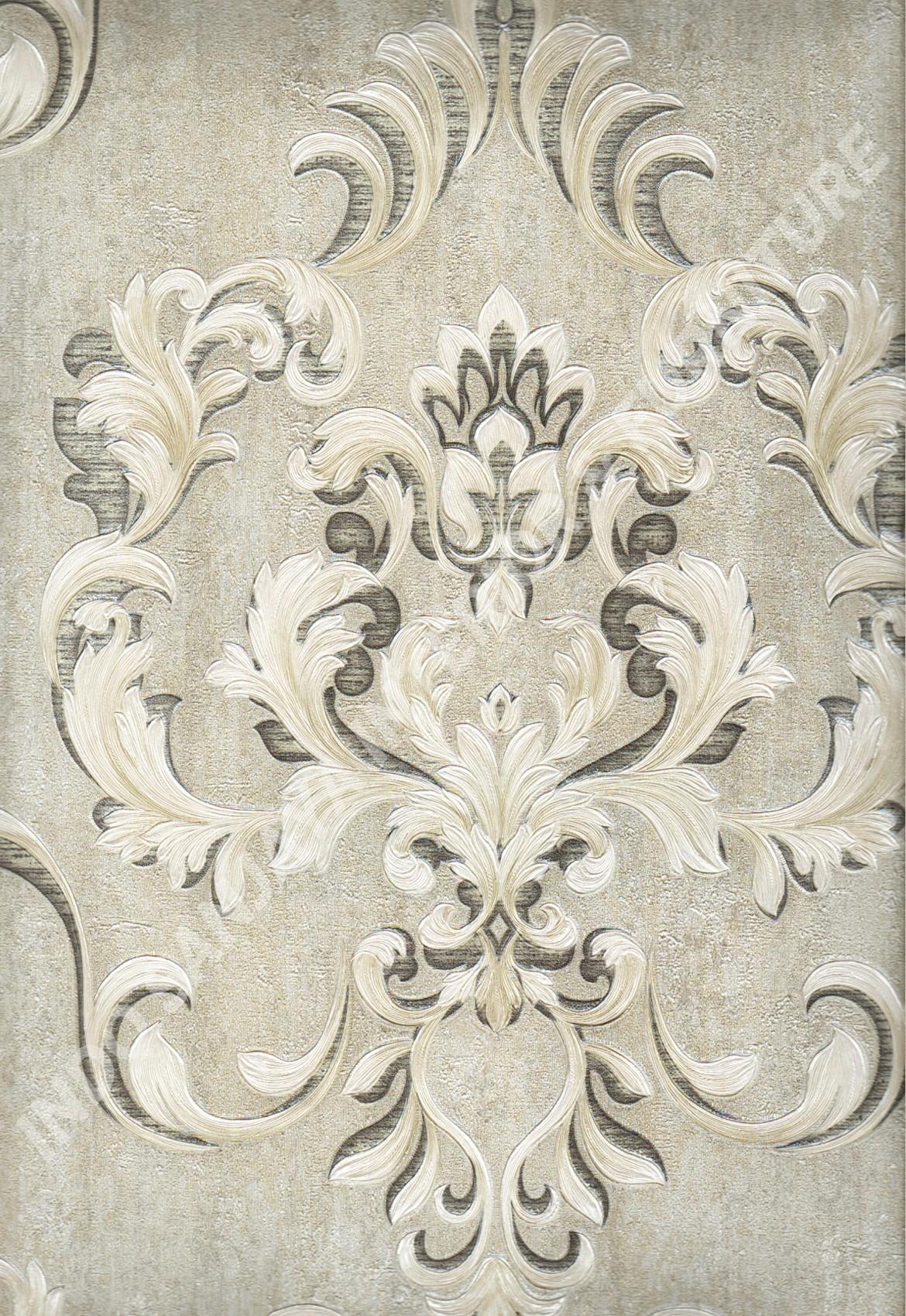 wallpaper   Wallpaper Klasik Batik (Damask) YG80501:YG80501 corak  warna