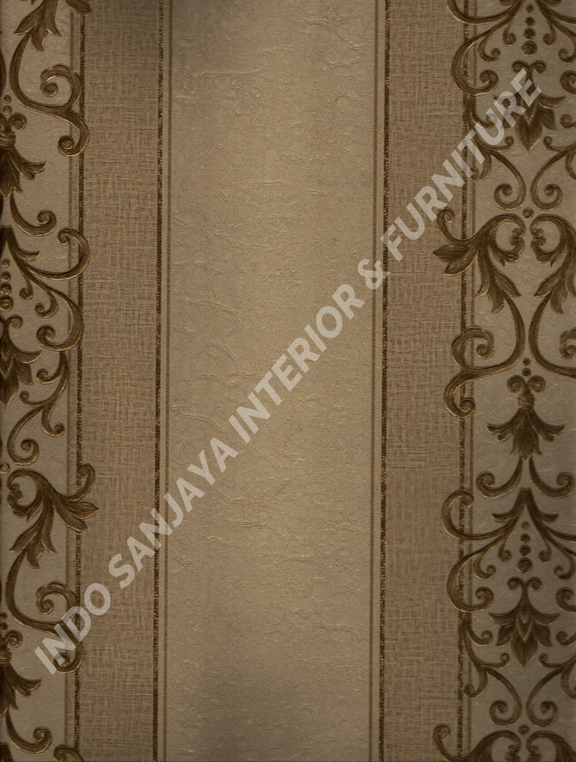 wallpaper   Wallpaper Klasik Batik (Damask) HD9-01:HD9-01 corak  warna