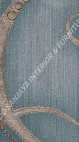 wallpaper   Wallpaper Garis BL2175:BL2175 corak  warna