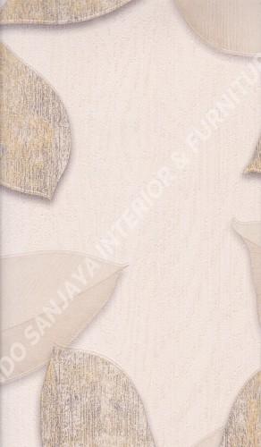 wallpaper   Wallpaper Daun Daunan BL2232:BL2232 corak  warna