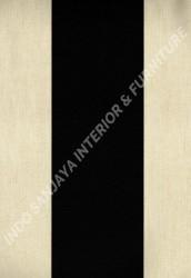 wallpaper RENALDO:RU32409 corak Minimalis / Polos warna Hitam,Cream