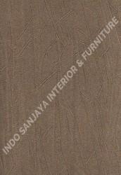 wallpaper RENALDO:MI15607 corak Minimalis / Polos warna Cream,Coklat