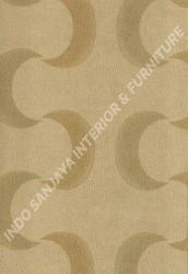 wallpaper RENALDO:MI15405 corak Minimalis / Polos,Modern / 3D warna Cream,Coklat
