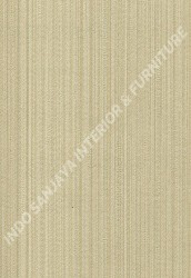 wallpaper RENALDO:MI15102 corak Minimalis / Polos warna Cream,Coklat