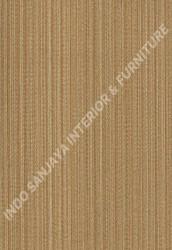 wallpaper RENALDO:MI15104 corak Minimalis / Polos warna Cream,Coklat