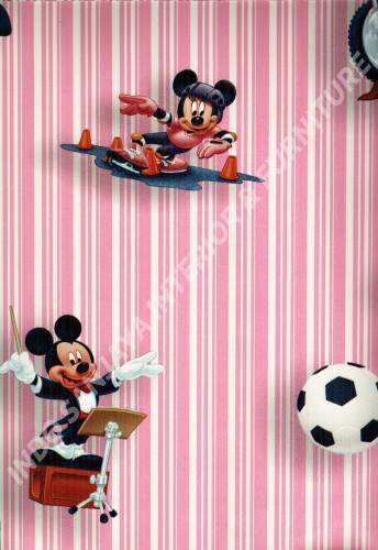 wallpaper   Wallpaper Garis 4402-5:4402-5 corak  warna