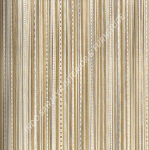 wallpaper   Wallpaper Garis M657:M657 corak  warna