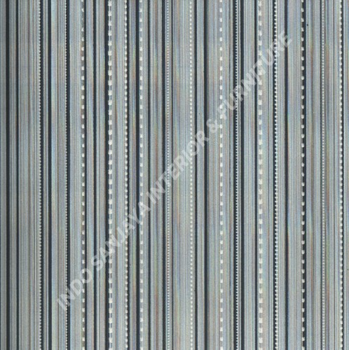 wallpaper   Wallpaper Garis M654:M654 corak  warna
