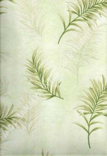 wallpaper   Wallpaper Daun Daunan HR-16001:HR-16001 corak  warna