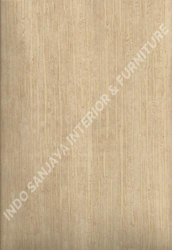 wallpaper MELBOURNE:HR-16193 corak Minimalis / Polos warna Coklat