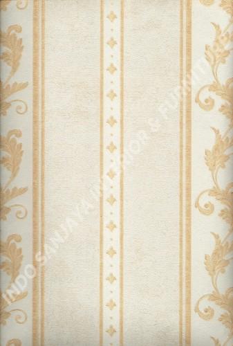 wallpaper   Wallpaper Klasik Batik (Damask) L444-10:L444-10 corak  warna