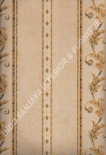 wallpaper   Wallpaper Klasik Batik (Damask) L444-16:L444-16 corak  warna