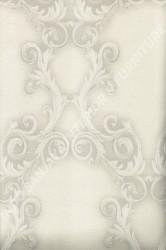 wallpaper LEVANTE:L444-24 corak Klasik / Batik (Damask) warna Cream