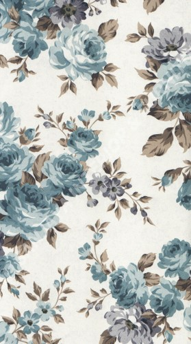 wallpaper   Wallpaper Bunga 23853:23853 corak  warna