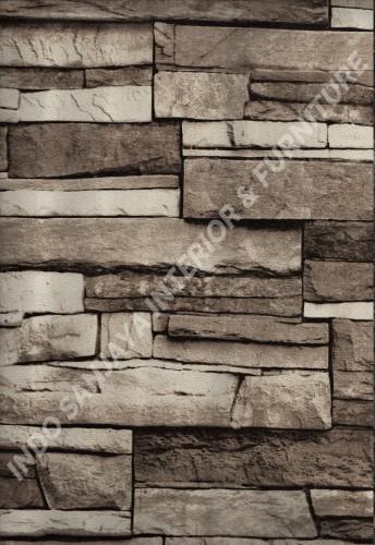 wallpaper   Wallpaper Klasik Batik (Damask) 723-2:723-2 corak  warna