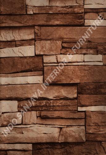 wallpaper   Wallpaper Batu-Batuan 723-4:723-4 corak  warna