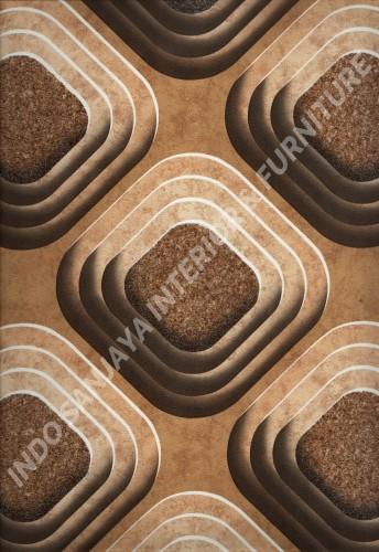 wallpaper   Wallpaper Modern 3D 704-5:704-5 corak  warna
