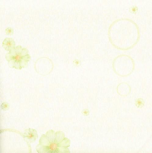 wallpaper   Wallpaper Bunga 61-020:61-020 corak  warna