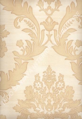 wallpaper   Wallpaper Klasik Batik (Damask) CL10317:CL10317 corak  warna