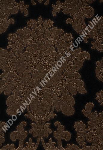 wallpaper   Wallpaper Klasik Batik (Damask) 270405:270405 corak  warna