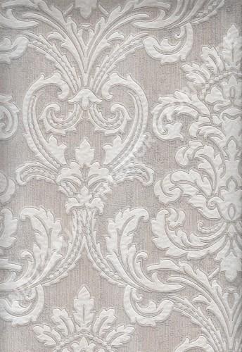 wallpaper   Wallpaper Klasik Batik (Damask) 291902:291902 corak  warna
