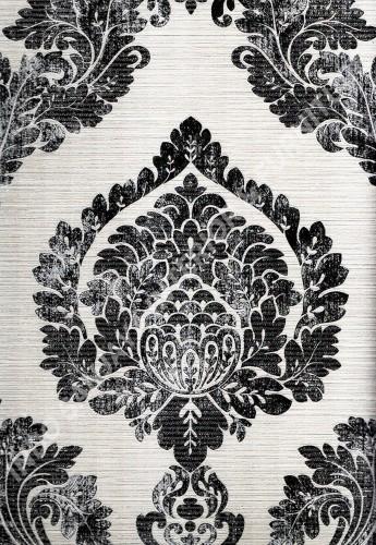 wallpaper   Wallpaper Klasik Batik (Damask) 8271-6:8271-6 corak  warna