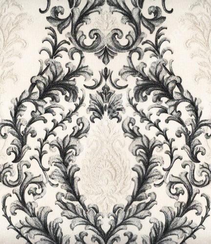 wallpaper   Wallpaper Klasik Batik (Damask) YS-981503:YS-981503 corak  warna