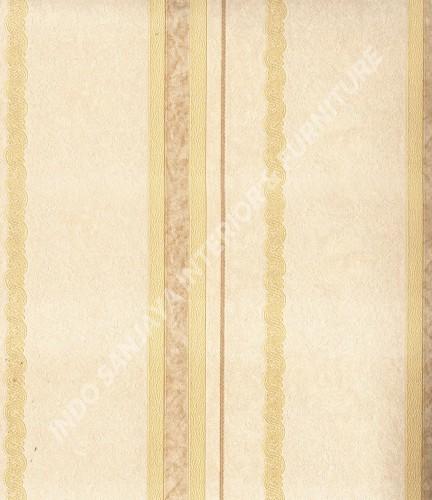 wallpaper Celio:360202 corak Klasik / Batik (Damask) warna Cream