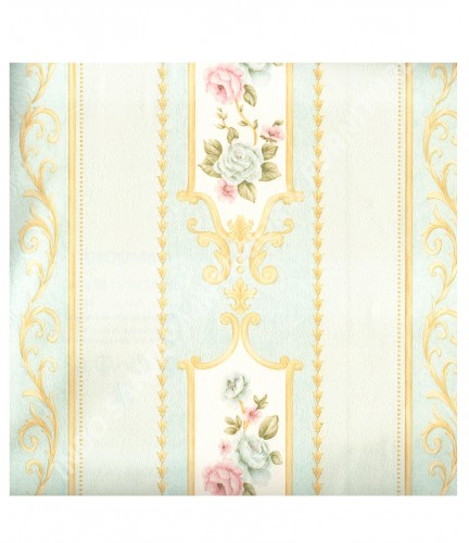 wallpaper   Wallpaper Bunga MD7362:MD7362 corak  warna