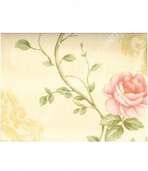 wallpaper MADONA:MD3570 corak Kayu / Bambu warna Abu-Abu