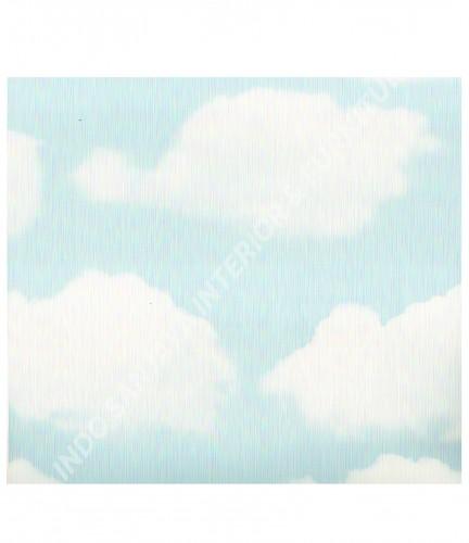 wallpaper MADONA:MD6022 corak Daun - Daunan ,Anak warna Kuning ,Hijau ,Biru