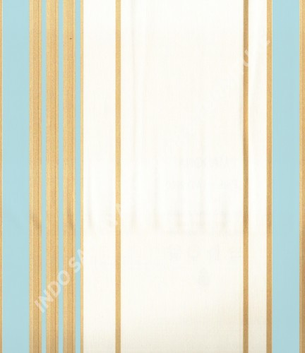 wallpaper MADONA:MD2901 corak Garis warna Putih ,Biru ,Pink