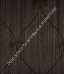 wallpaper Kansai:13-22157 corak Klasik / Batik (Damask) warna Abu-Abu