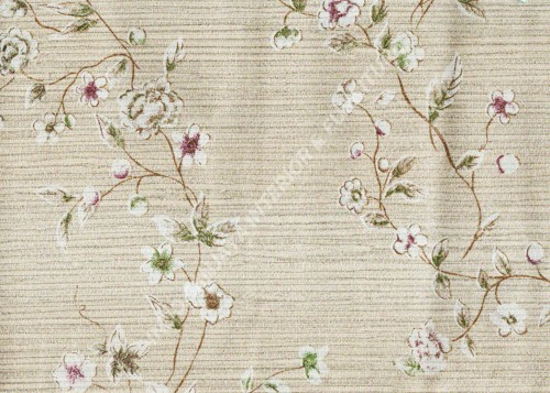 wallpaper Wallpaper Klasik Batik (Damask) 13-22163:13-22163 corak  warna
